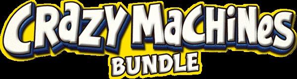 [Steam] Crazy Machines Bundle [Bundle Stars]