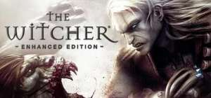 """[Steam] """"UPDATE"""" The Witcher: Enhanced Edition Director's Cut 1,59€ und The Witcher 2: Assassins of Kings Enhanced Edition 3,99€ + FREE WEEKEND"""
