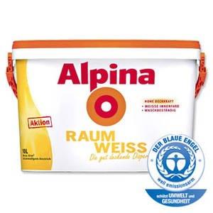 Alpina Raum Weiß bei REAL