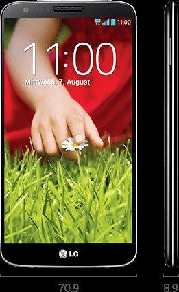 LG G2 16GB für 339,-- in Schwarz und für 349.-- in weiss bei Ebay