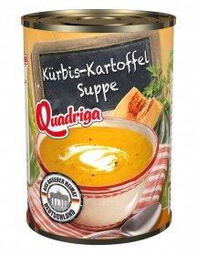 Knickdosen Kürbis-Kartoffelsuppe 390 ml