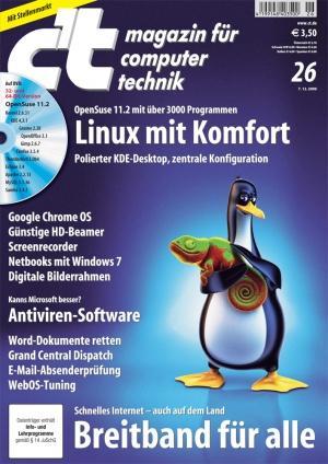 c't Computermagazin - 6 Monate für 5€ - selbstkündigend