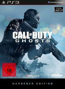 Call of Duty: Ghosts - Hardened Edition (PS3) für 46,26€ @Amazon.co.uk