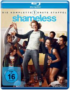 Amazon.de Shameless Staffel 1 + 2 BluRay für 28,94 inkl. Versand