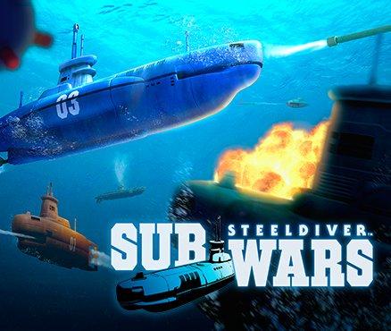 Steel Diver: Sub Wars (Nintendo 3DS)