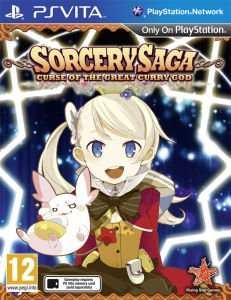 Sorcery Saga: Curse of the Great Curry God PS Vita für 26,80€ inkl. Versand