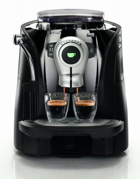 Saeco Odea Black GO Kaffeevollautomat für 230,99€ inkl. Versand