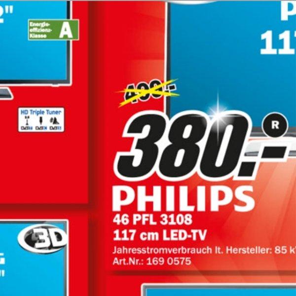 Philips 46PFL3108 117cm LED-TV [MM LOKAL]