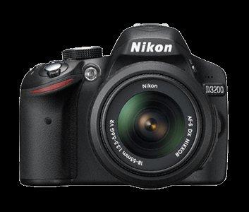 [Lokal Saturn Ludwigsburg] Nikon D3200 + 18-55 VR Kit für 333€
