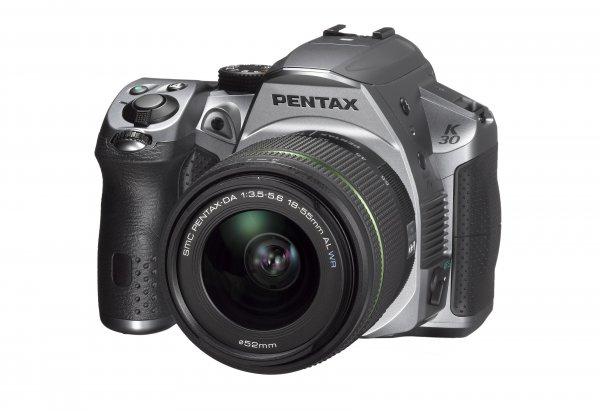 [evtl. lokal FFM Zeil] Pentax K-30 inkl 18-55 mm WR 399€ Saturn [offline]
