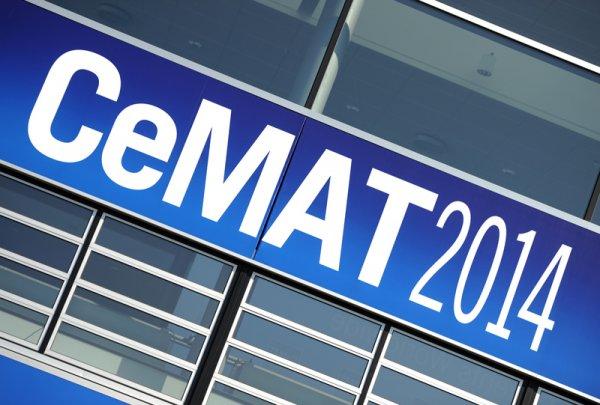 CeMAT 2014 Hannover 19.-23.05 KOSTENLOSES Tagesticket + GVH-Fahrschein