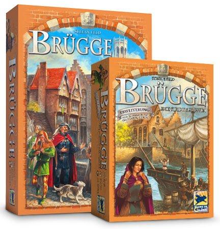 Schmidt-Spiele Brügge + Die Stadt am Zwin Erweiterung für 42,99€ (Neukunden für 39,99€) inkl. Versand (Idealo 59,15€)