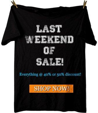 Captain KYSO - LAST WEEKEND SALE über 60 T-Shirt Designs im SALE bis zu 50%