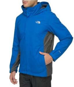 The North Face Evolution II Triclimate S/M/L zum blau machen