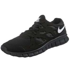 Nike Free Run ext 2. black on black fits good!