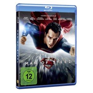 Man of Steel [Blu-Ray] für 6,99€ @real.de