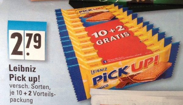 Pick Up 10+2 für 2,79 € bei Edeka Rhein-Ruhr und toom