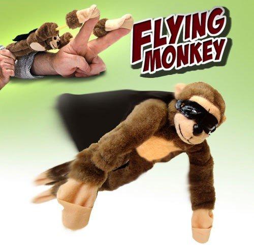 sinnfreies Spiel: Flying Monkey, der Schleuderaffe im Höhenflug