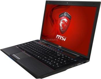 """Notebook i5 4GB Free Dos """"GE60-i550M245FD"""" für 649,-"""