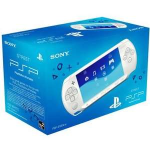 PlayStation Portable E1004, weiß [Amazon WHD]