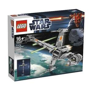 "Lego Star Wars B-Wing Starfighter (10227) für 149,98 € bei Toys""R""Us"