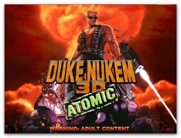 Duke Nukem 3D  Atomic Edition für 86 Cent @ GOG