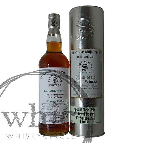 [Whisky - online] Glenlivet 1997/2014 - 16 Jahre @whic.de