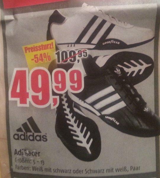 [MARKTKAUF] [lokal ?] Adidas Adi Racer schwarz/weiß weiß/schwarz Größen 5-13