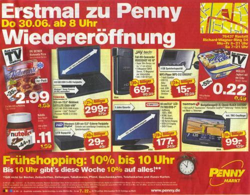 "(Lokal: Rastatt): WD 1,5 Tb 3,5"" externe HD für 29,– / TOSHIBA Notebook 15,6"" für 299,– / etc."