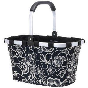 Reisenthel Carrybag fleur schwarz @amazon (Preis mittlerweile wieder rauf!)