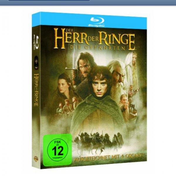 Herr der Ringe Kinofassung je 7,97 Amazon