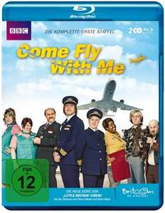 [Amazon.de] [BluRay] Come Fly With Me - Staffel 1 (Little Britain)