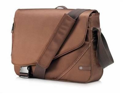 """HP Notebook / Netbook Tasche Messenger Brown bis 16"""" [@meinpaket.de] für 16,85 inkl. Versand"""