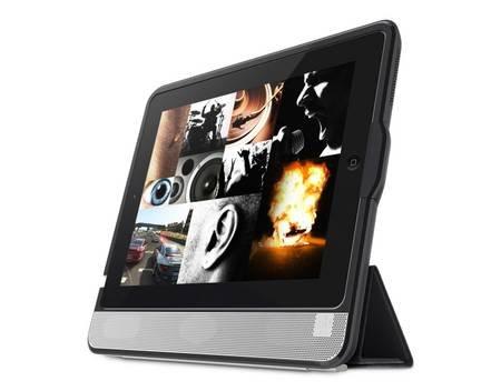 Belkin Thunderstorm Soundsystem für iPad 2./3. Generation für 69,99€ @ MP OHA