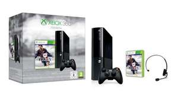 eBay: Xbox 360 E 250 GB schwarz + FIFA 14 als Downloadcode NEU - 159,99,- + 6,90,- Versand