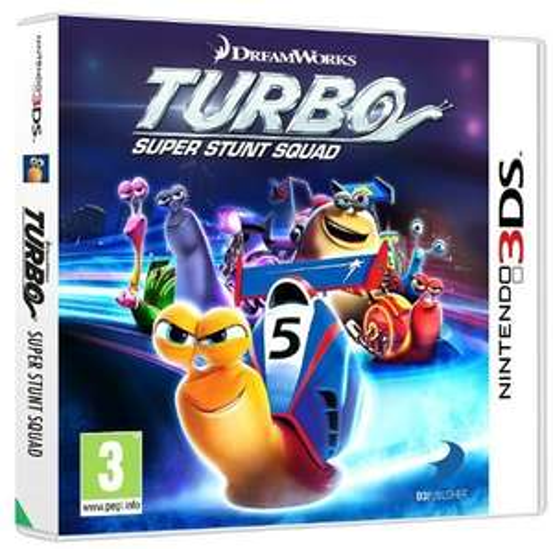 Nintendo 3DS - Turbo: Die Super-Stunt-Gang für €13,78 [@Base.com]