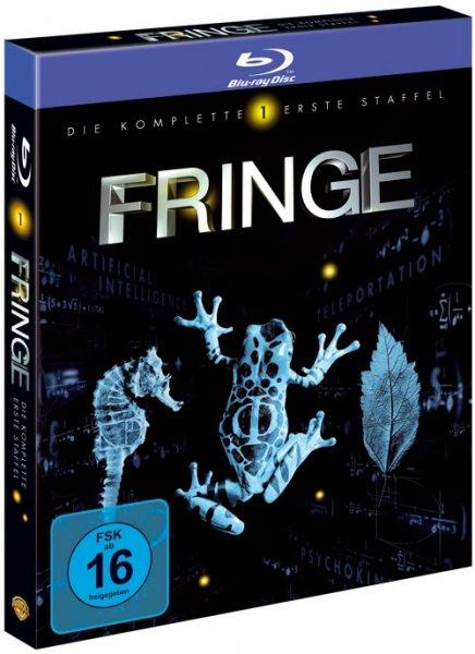 [Blu-ray] Fringe Season 1 @ Alphamovies (12,98€ inkl.)