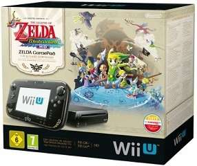 Wii U Premium + The Legend of Zelda: The Wind Waker HD Edition für 199 EUR inkl. Versand