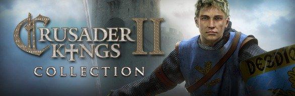 Crusader Kings II Collection [Steam] für 19,99$ (14,58€) statt 79,99$