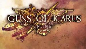 [Steam] Guns of Icarus Online 75% Aktion! Statt 11,99 EUR, nur 2,99 EUR!!!