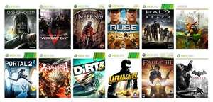 UPDATE 6 [Xbox 360] Ultimate Games Sale (z. B. Saints Row 4 19,99€, Metro Last Light 19,99€, Driver SF 3,29€, Batman AC 4,99€)