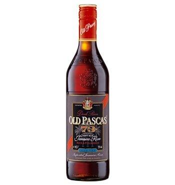 [Rum] Old Pascas Dark 0,7l - 73% @Allyouneed (Abverkauf),14,40€