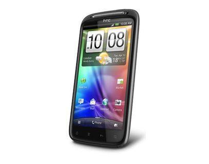 HTC SENSATION Smartphone Schwarz ohne Branding - ohne Vertrag - frei für alle Netze - [@meinpaket.de] für 512,95 inkl. Versand