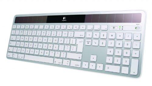 Logitech Wireless Solar Tastatur K750 für Mac für 35,94