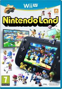 Nintendo Wii U - Nintendo Land für €18,85 [@Amazon.co.uk]