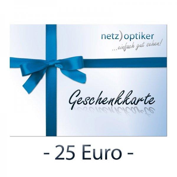 25€ Netzoptiker Gutschein für 15€