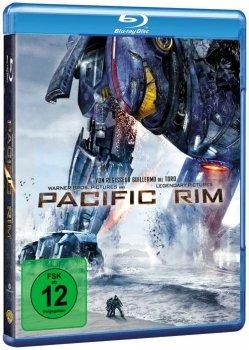 Pacific Rim [Blu-ray] für 9,49 € plus 2,99 Versand  @alphamovies