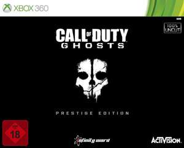 Call of Duty: Ghosts - Prestige Edition (Xbox 360) für 65,88€ @Amazon.it