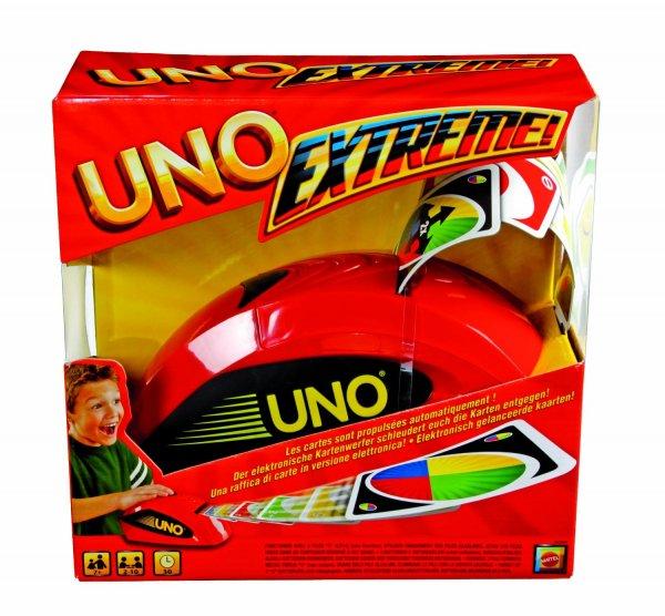 [Ebay] Mattel V9364 - Uno Extreme elekt. Kartenwerfer + Mattel W2087 UNO Kartenspiel