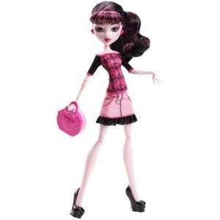 (redcoon) Monster High Scaris Draculaura, Puppe um  55,48% Günstiger